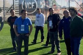 Truf Green Visita Ciudad Deportiva Valencia CF